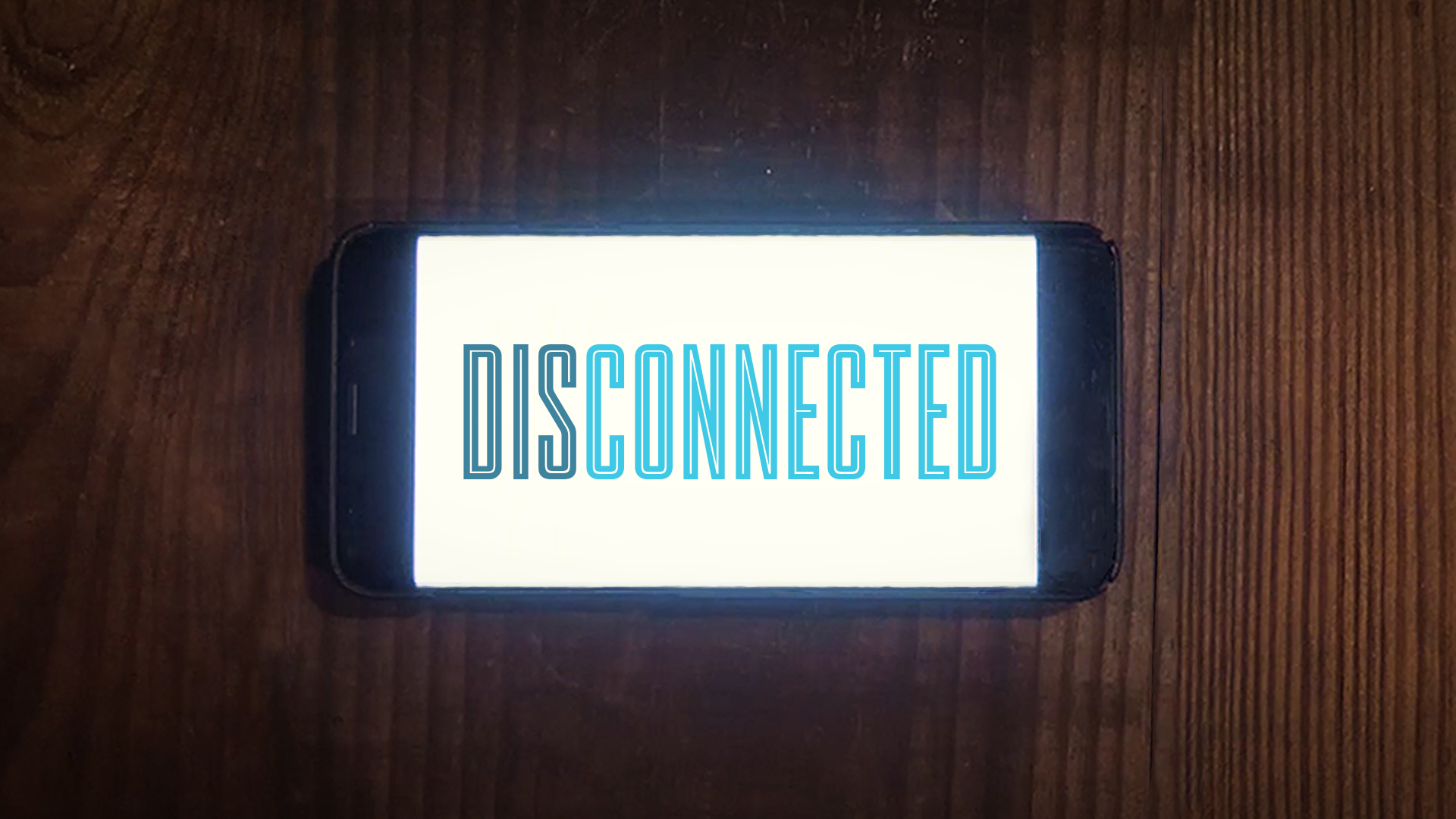 Disconnected: Purpose