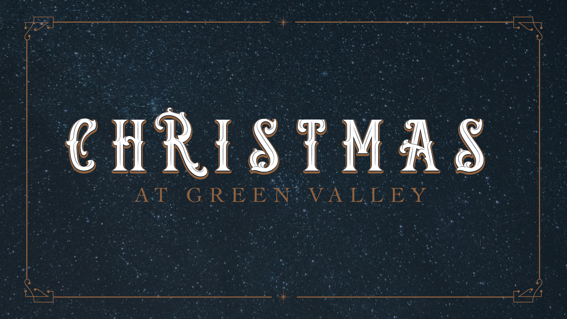 Christmas at GV: A Never Ending Kingdom
