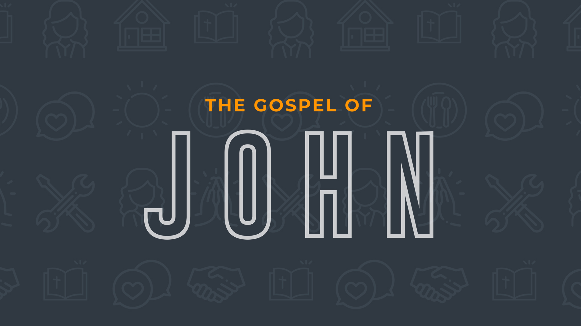 The Gospel of John: Can You See?